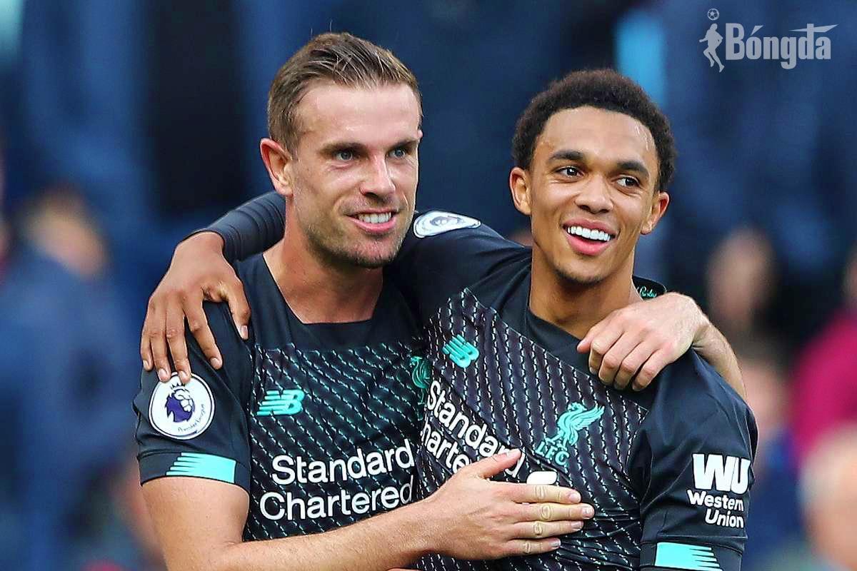 Thiếu vắng Henderson, ai sẽ mang băng đội trưởng Liverpool trong tương lai?