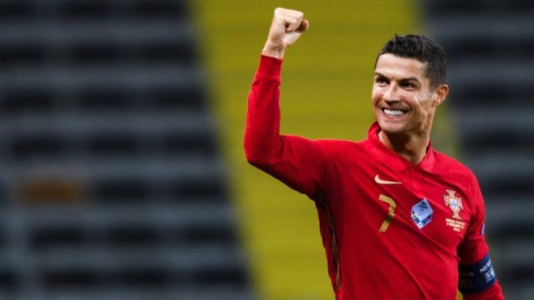 Ronaldo nhiễm trùng ngón chân, liệu có cùng Bồ Đào Nha đối đầu Croatia tại Nations League?