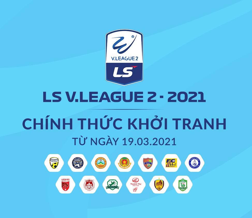 VPF ấn định ngày khởi tranh của giải hạng Nhất Quốc gia 2021