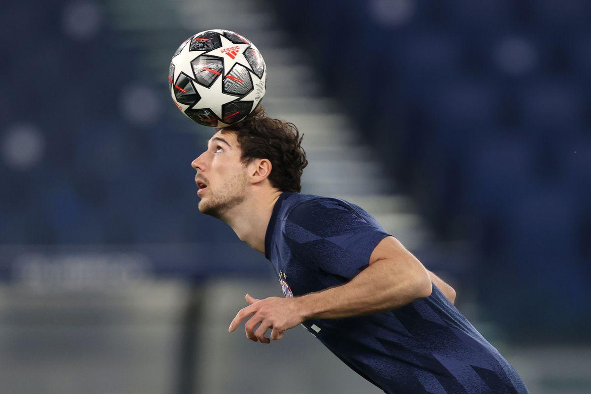 Leon Goretzka của Bayern Munich rời Nike và gia nhập Adidas