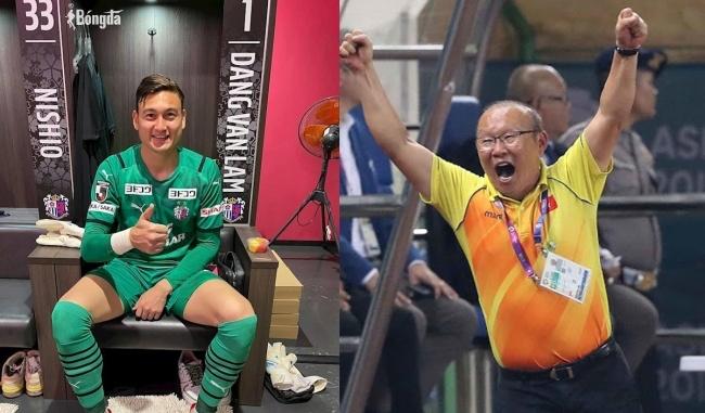 ĐT Việt Nam nhận tin vui từ Đặng Văn Lâm, bí mật sự nghiệp tại Cerezo Osaka