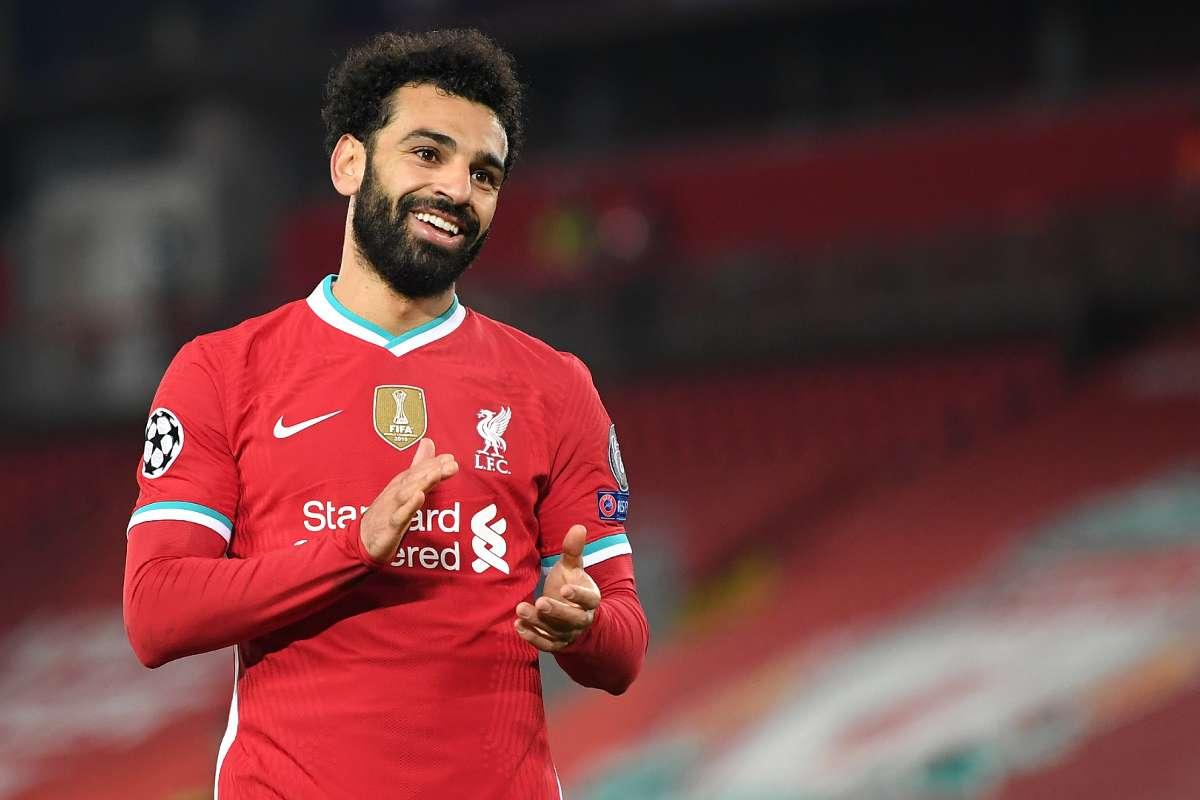 Mức lương của Mohamed Salah cao nhất trong đội hình toàn sao của Liverpool