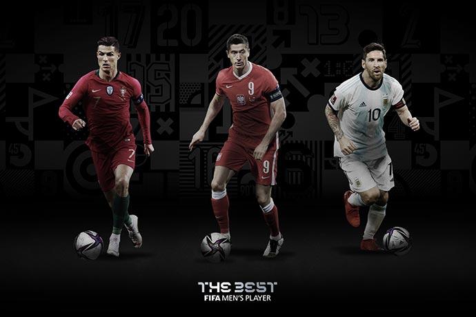 Felix Kroos phản đối việc Messi  thuộc top ba Cầu thủ xuất sắc nhất FIFA năm nay