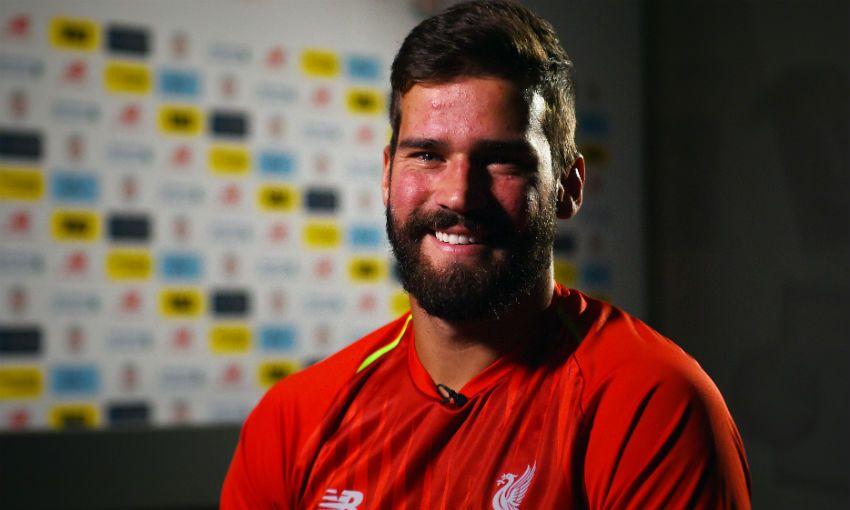 Alisson của Liverpool chia sẻ tham vọng tại Cúp C1