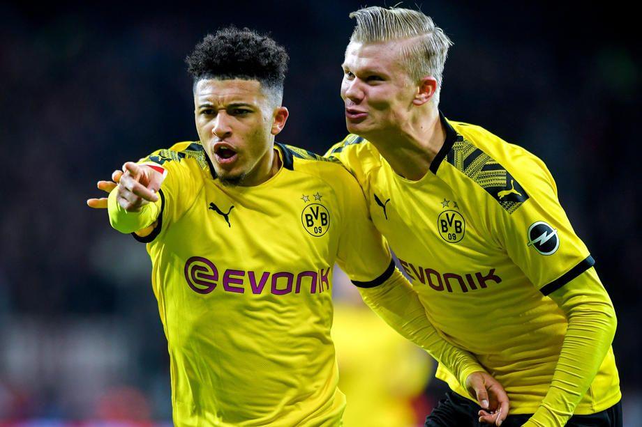 Sancho và Haaland dẫn đầu danh sách rút gọn cuối cùng của Golden Boy châu  Âu 2020