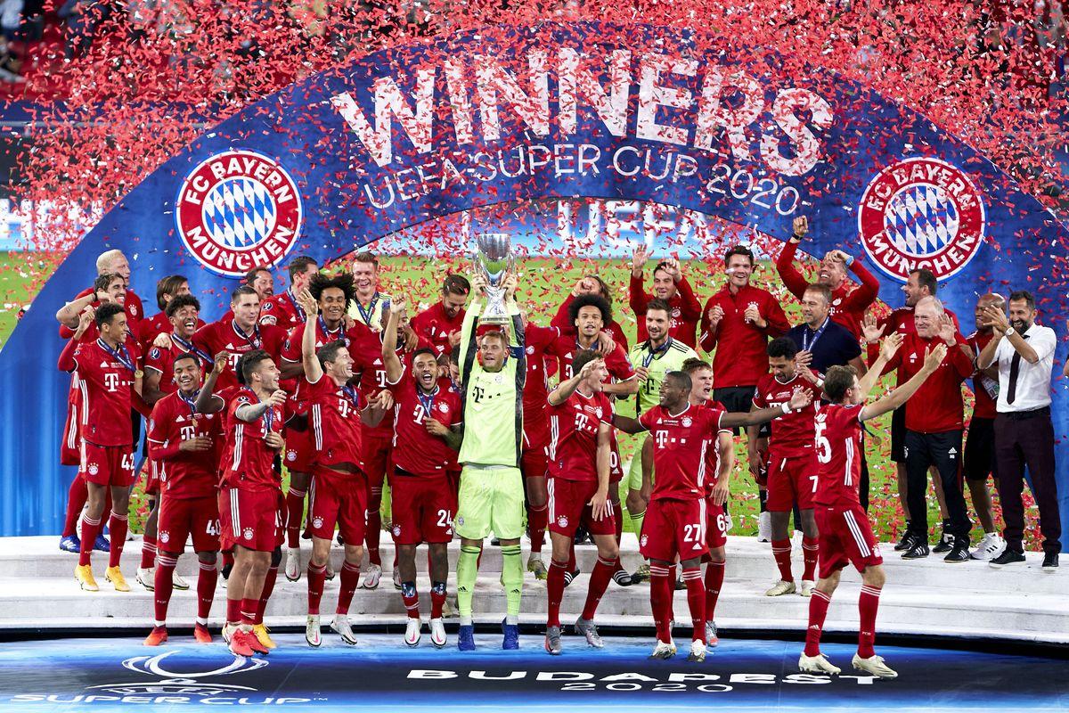 Danh hiệu Siêu cúp châu Âu