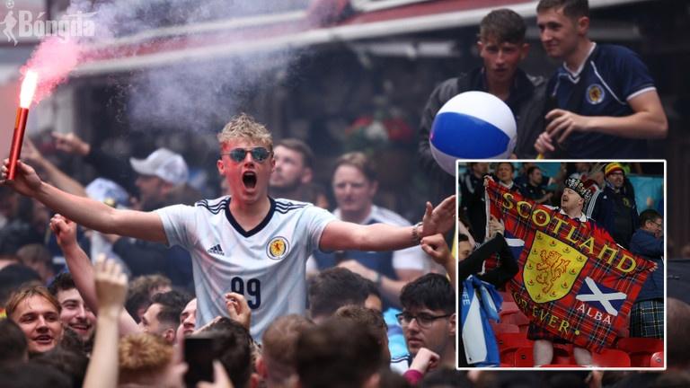 HOT: Bùng nổ Covid-19 sau trận hoà giữa Scotland và Anh tại Euro 2020