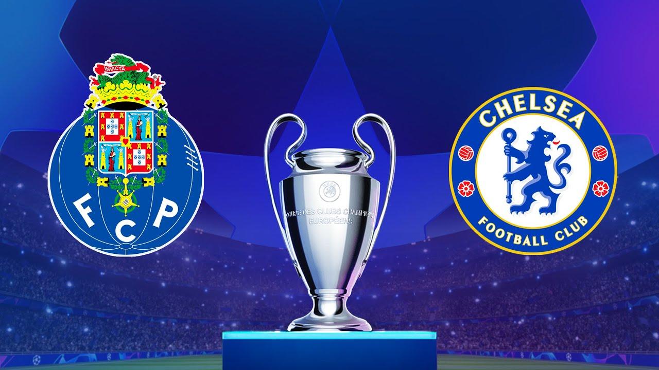 Porto vs Chelsea vào lúc 2h00 ngày 8/4