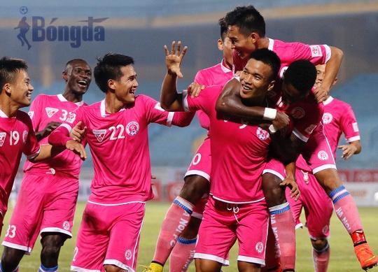 """Sài Gòn FC """"gấp rút"""" chiêu mộ 11 tân binh"""