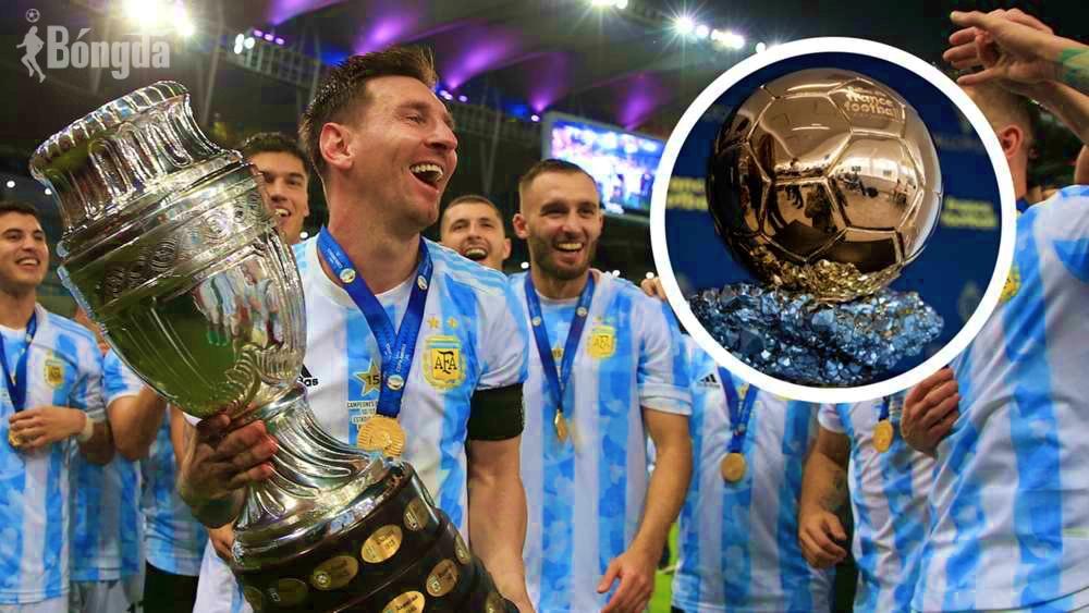Quả bóng Vàng 2021: Sao trẻ Phil Foden và Pedri chen chân vào cuộc đua cùng Messi