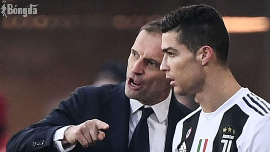 HLV Juventus 'dạy bảo' cầu thủ, Ronaldo hết đặc quyền?