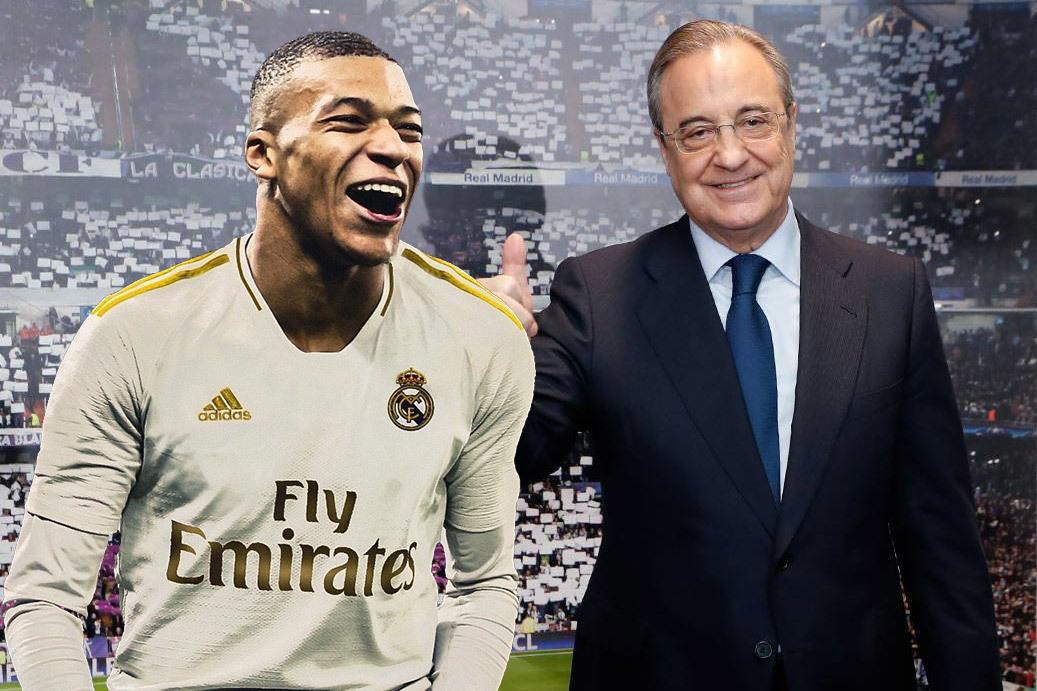 Sốc: Kylian Mbappe rời PSG để đến Real Madrid