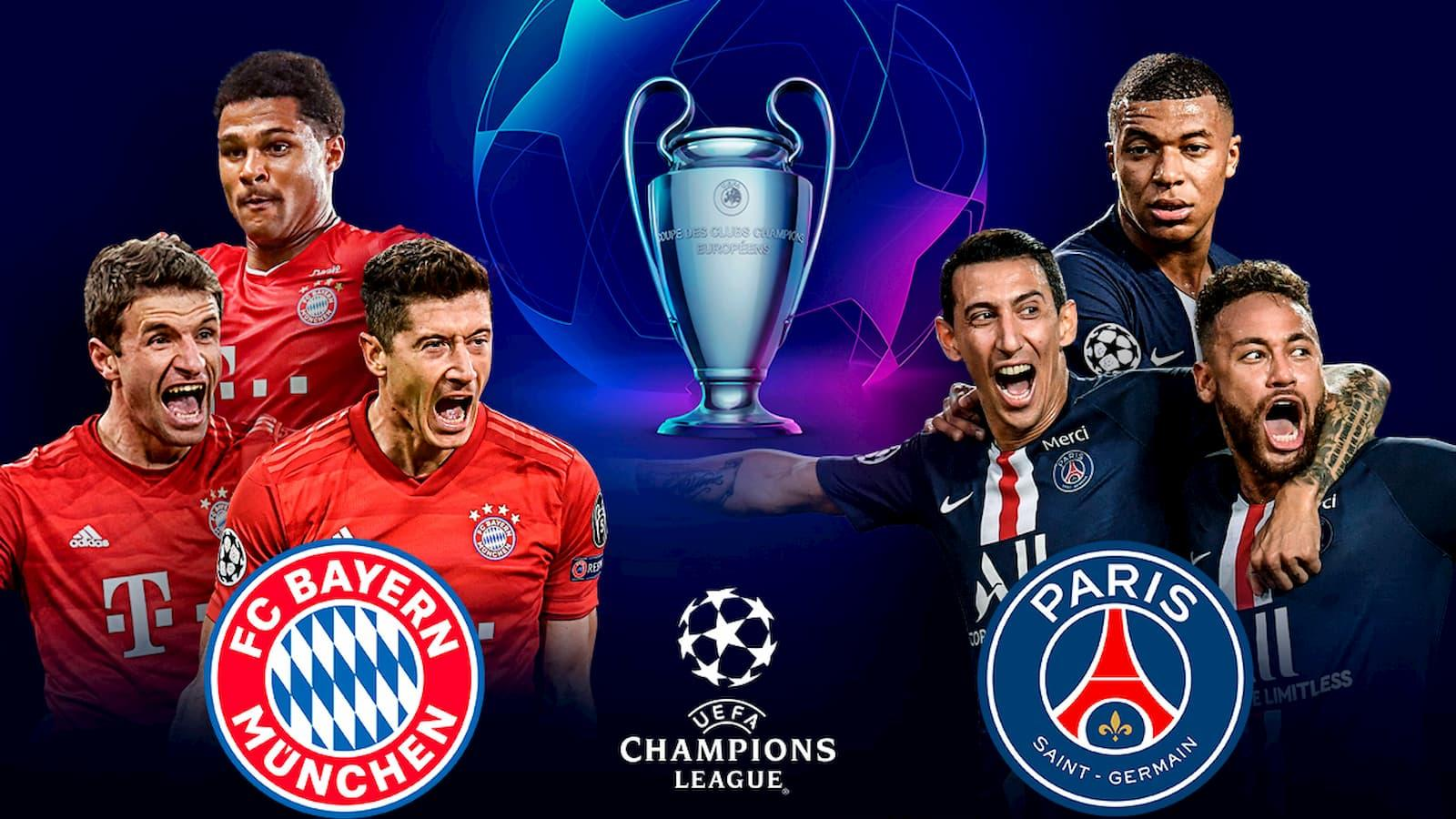 5 sự thật và con số trước trận tứ kết lượt đi cúp C1 giữa Bayern Munich và Paris Saint-Germain