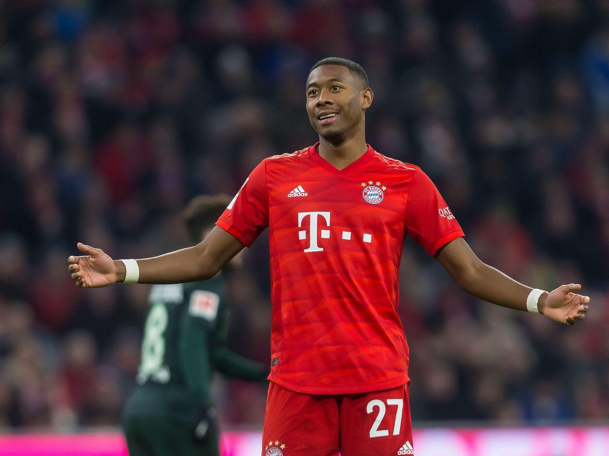 """David Alaba """"thất vọng và khó chịu"""" với cách xử lý hợp đồng của Bayern Munich"""