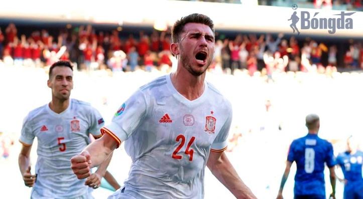 EURO 2020: Chiến thắng mãn nhãn 5 sao đưa Tây Ban Nha lọt vào vòng knock-out
