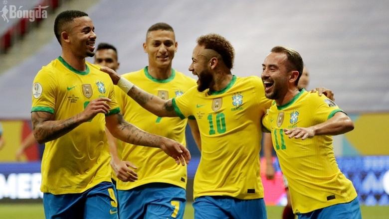 Nhận định Venezuela vs Brazil 08/10: Niềm tin vào Neymar