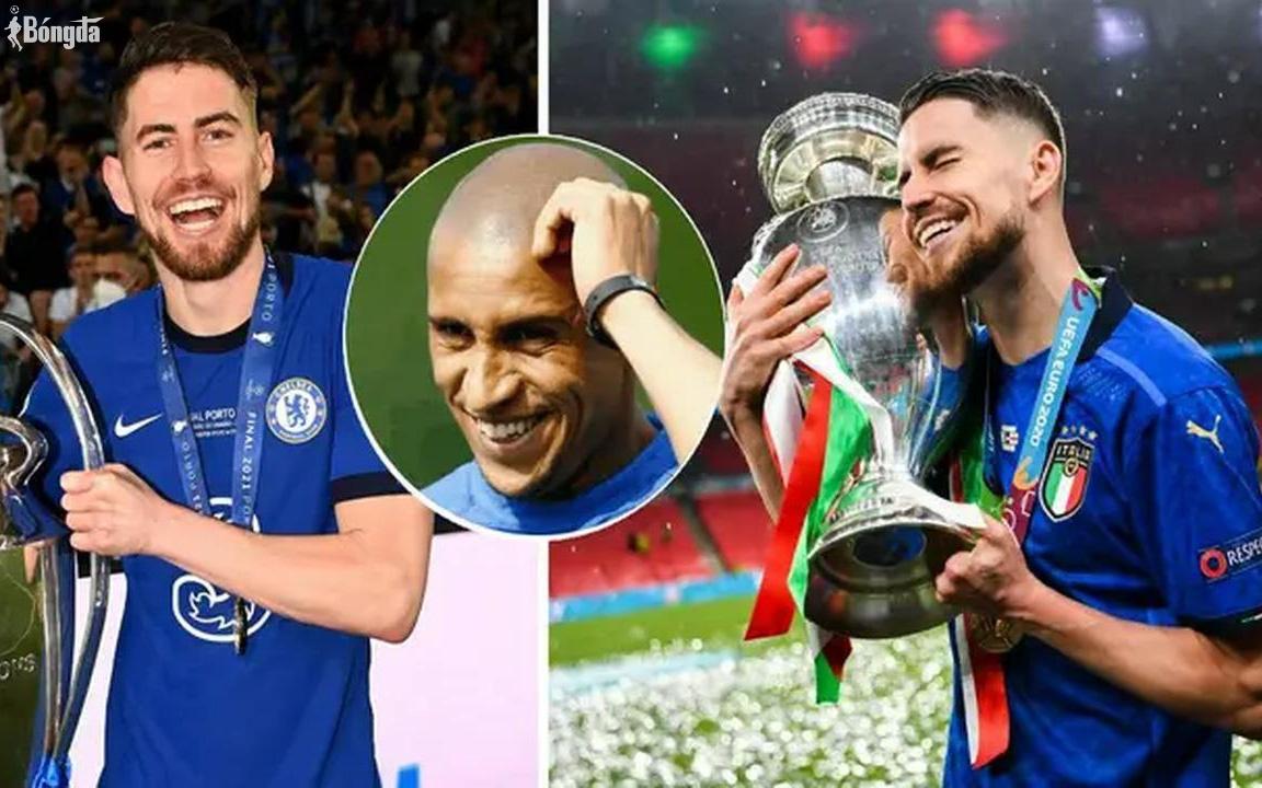 Bội thu danh hiệu, Roberto Carlos mong Chelsea dựng tượng Jorginho
