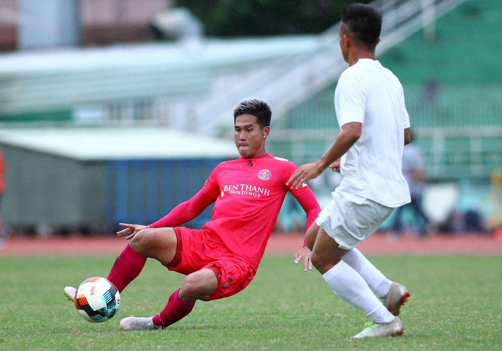 """Cựu đội trưởng Sài Gòn """"tái ngộ"""" Hà Nội FC sau 5 năm xa cách"""