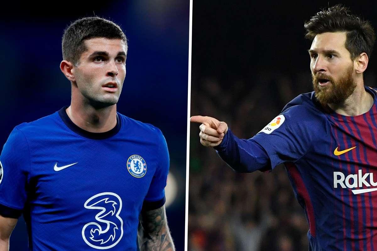 Pulisic đi bóng như Messi trong chiến thắng của Chelsea trước Porto