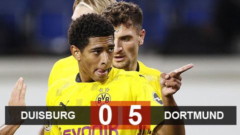 Bellingham đã phá kỷ lục tồn tại suốt 100 năm của Borussia Dortmund