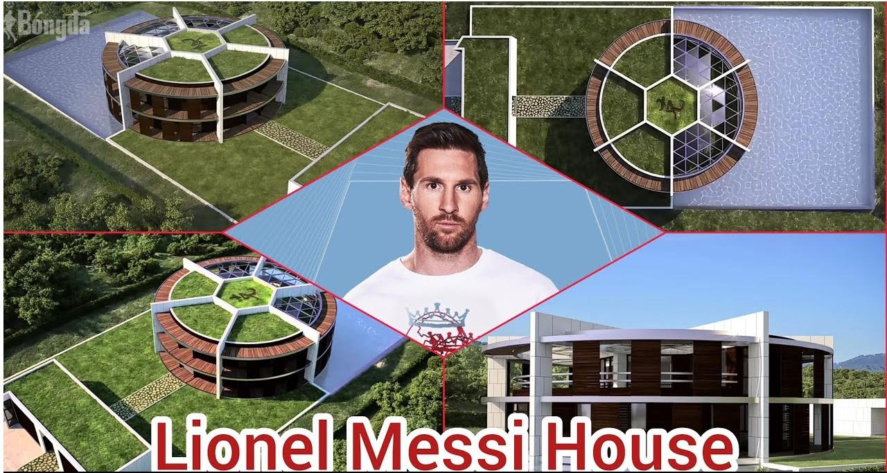 Biệt thự tại Barcelona có gì khiến Messi phải tiếc nuối?