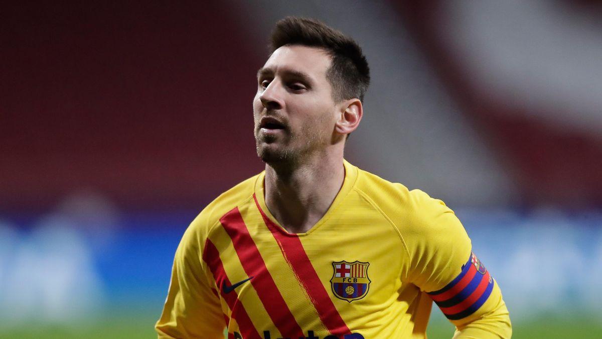 Messi có thể sẽ ở lại Barca dù bị loại khỏi Cúp C1