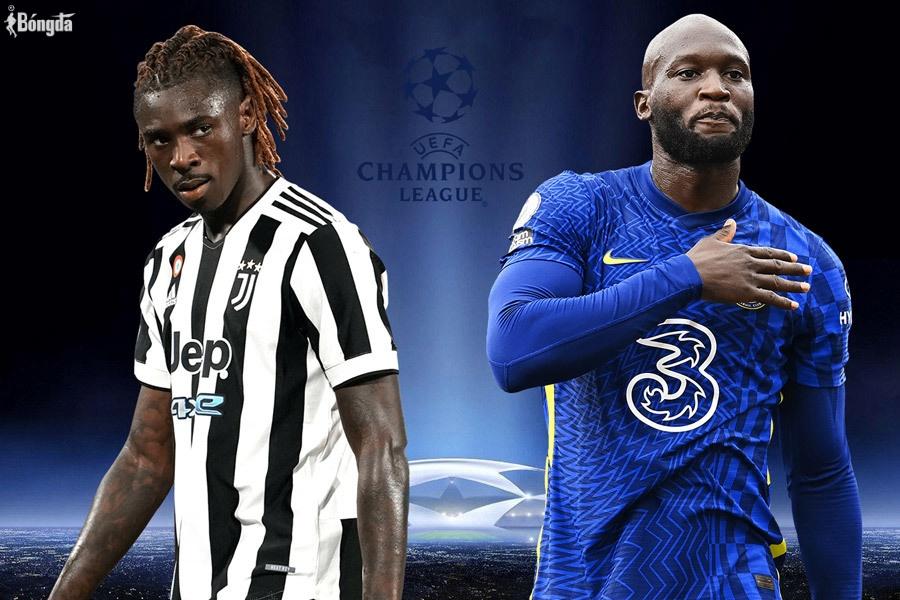 Nhận định bóng đá Juventus vs Chelsea 30/9: Thành Turin nổi gió