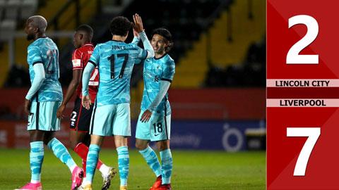 Nghiền áp đội hạng 3, đụng độ Pháo thủ tại vòng 4 cúp Liên đoàn Anh