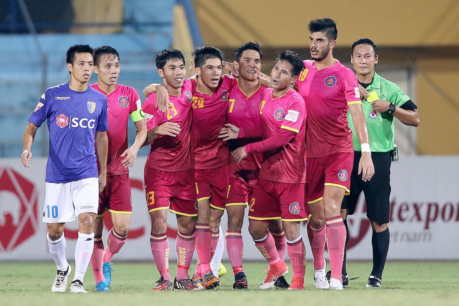 """Sài Gòn FC thực hiện quy trình """"J-League hoá"""""""