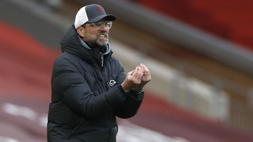 Jurgen Klopp tìm kiếm chiến thắng để giúp Liverpool xây dựng lại niềm tin đã tan vỡ