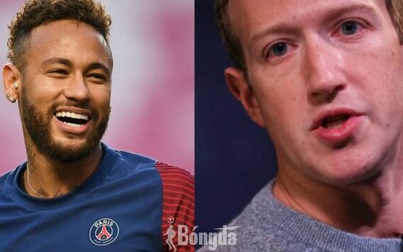 Dòng tweet của Neymar về sự cố Facebook, Instagram và WhatsApp trở nên 'viral'
