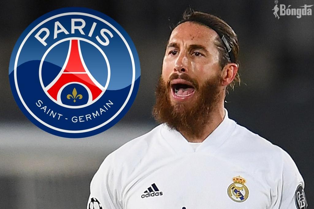 PSG bung tiền tậu Sergio Ramos?