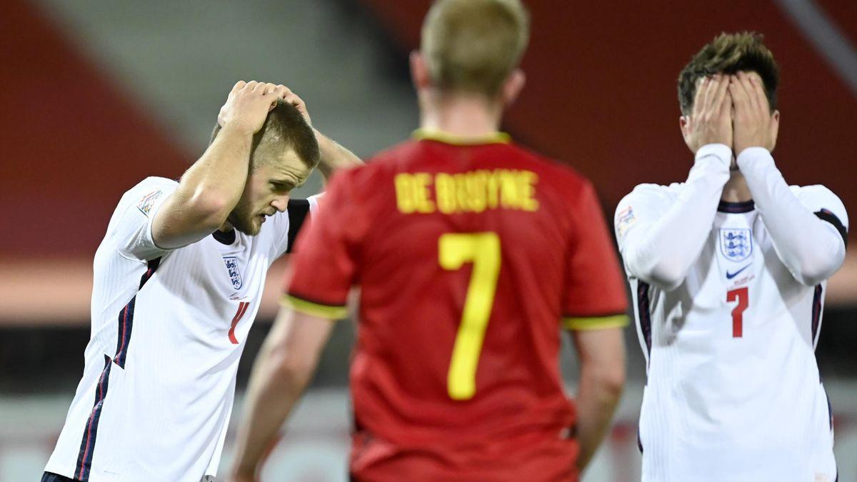 Bỉ 2-0 Anh: Đội bóng của Gareth Southgate mất cơ hội lọt vào vòng chung kết UEFA Nations League