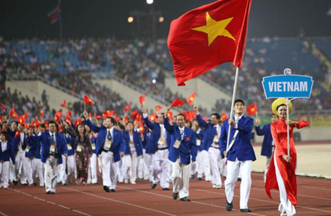 Việt Nam đăng cai tổ chức SEA Games 31