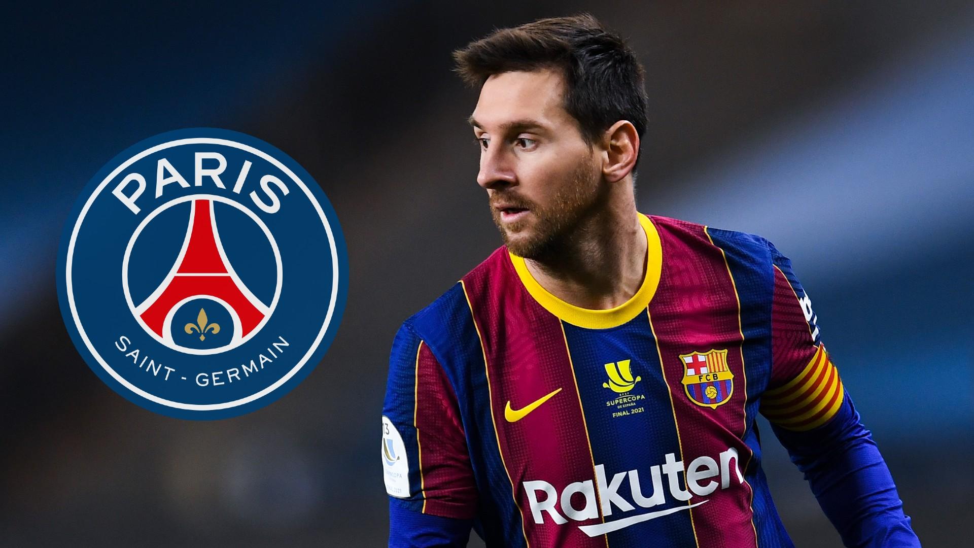 PSG đề nghị ký hợp đồng hai năm với Messi