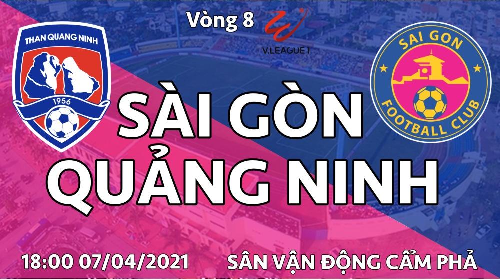 Nhận định bóng đá: Than Quảng Ninh vs Sài Gòn FC - Quyết lấy ngôi đầu