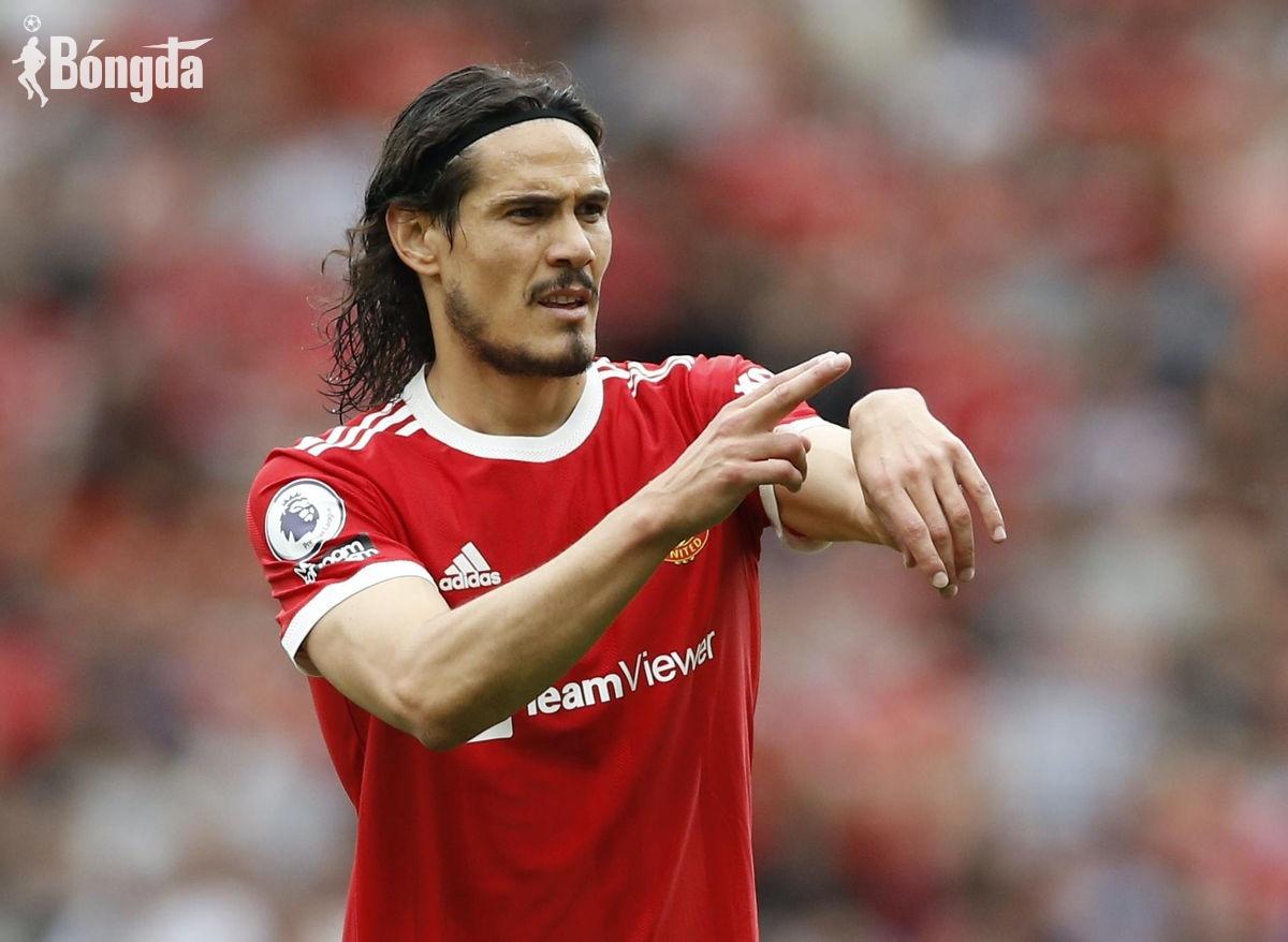 Cavani tính đường rời MU, Man City tự tin tậu được sao Benfica