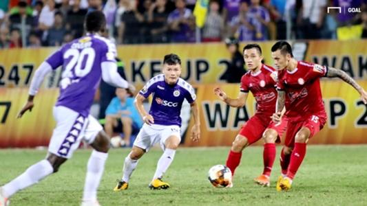 Hai lần bại trận của CLB TP.HCM trước Hà Nội FC.