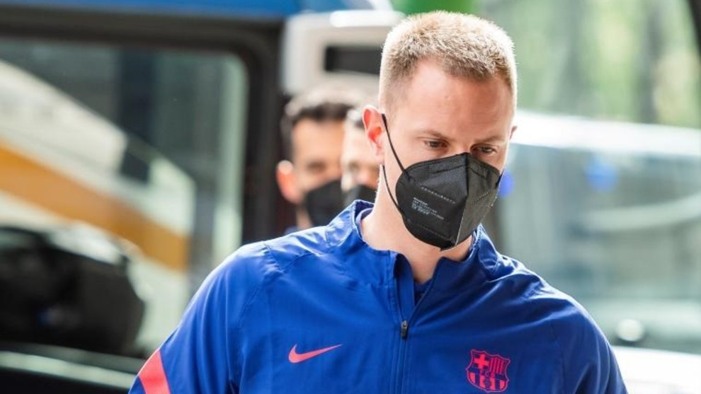 """Ter Stegen: """"Không có lý do gì khiến Barca phải dừng lại"""""""