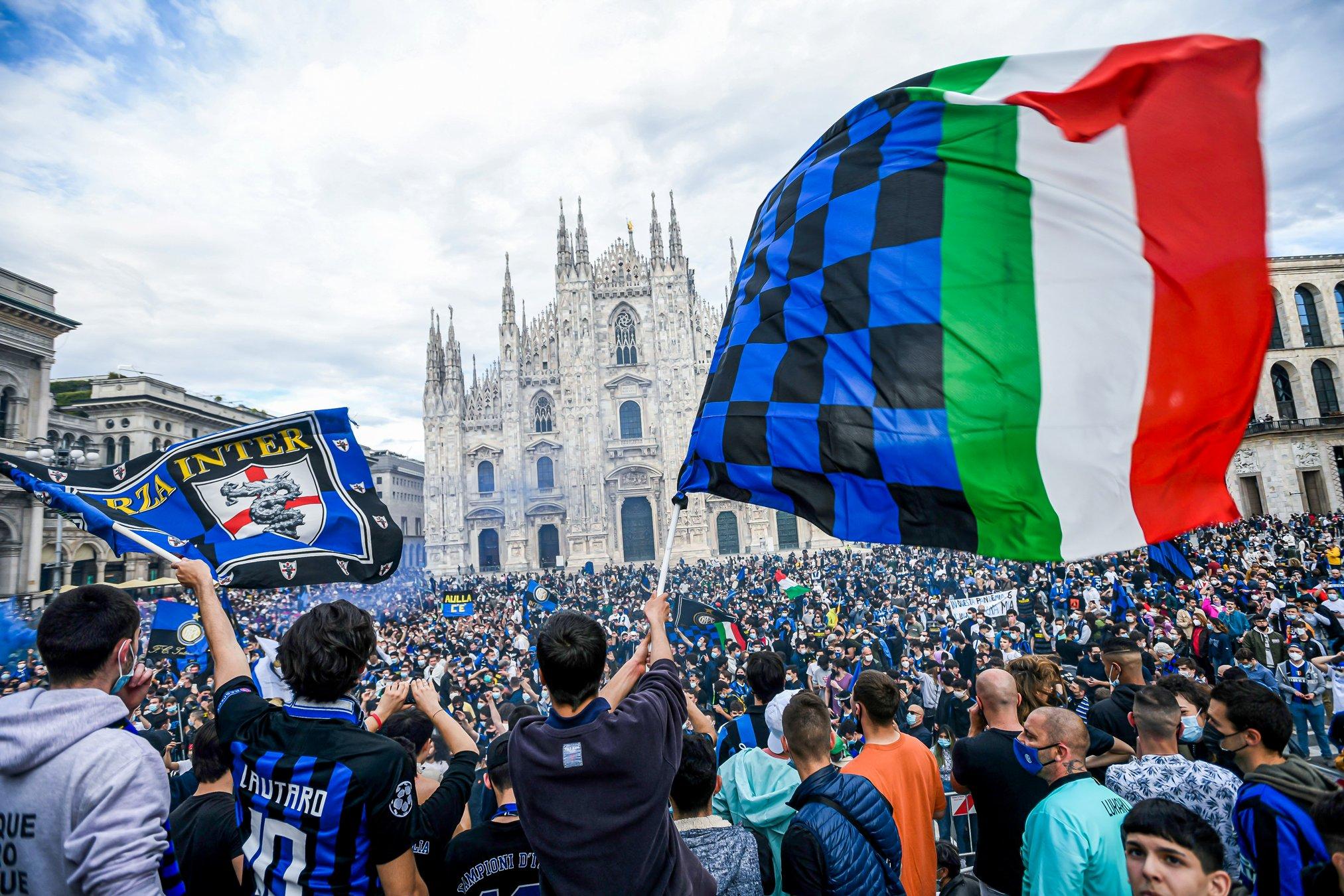 """Inter Milan """"phế truất"""" ngôi vương của Juventus"""