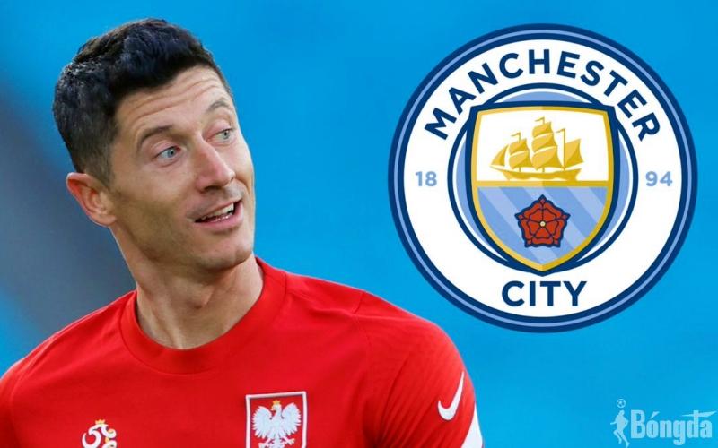 """Ông chủ Bayern """"để ý"""" Haaland, Lewandowski """"tự ái"""" quyết đầu quân Man City?"""