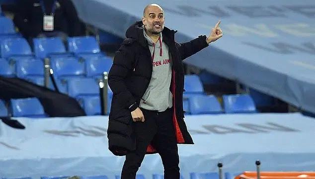 """HLV Pep Guardiola: """"Man United! Đó là tất cả những gì chúng tôi quan tâm"""""""