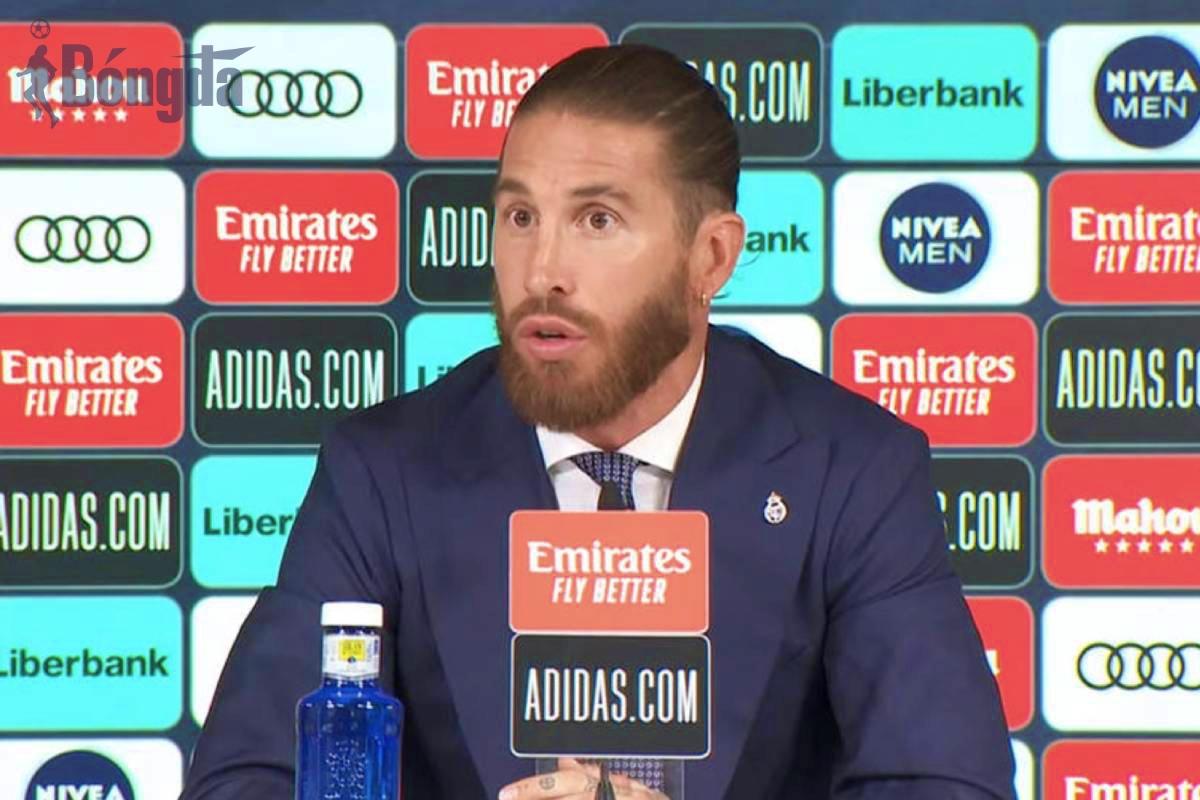 """NÓNG: Sergio Ramos """"vạch mặt"""" Real Madrid trong buổi chia tay đẫm nước mắt?"""