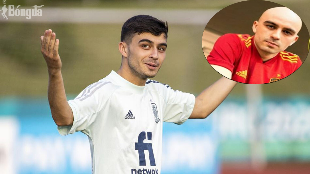 HOT: Pedri sẽ cạo trọc đầu nếu Tây Ban Nha vô địch Euro 2020