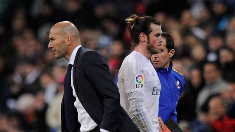 Bale không bầu cho HLV Zidane ở giải HLV xuất sắc nhất
