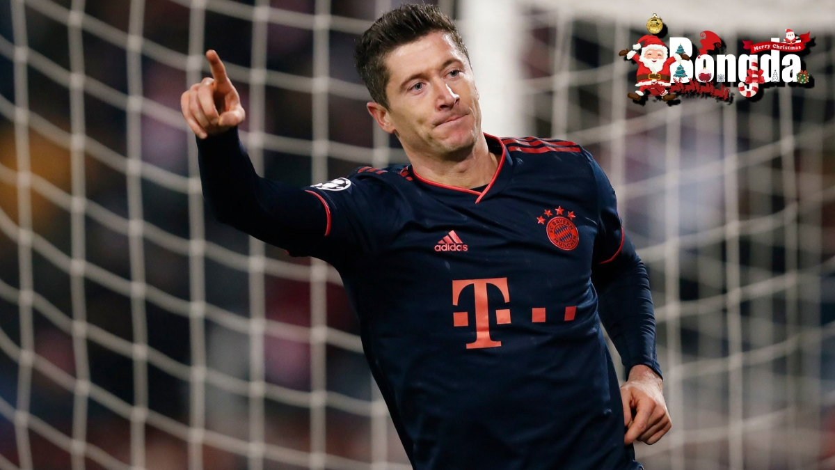 Lewandowski giành giải thưởng Cầu thủ nam xuất sắc nhất của FIFA