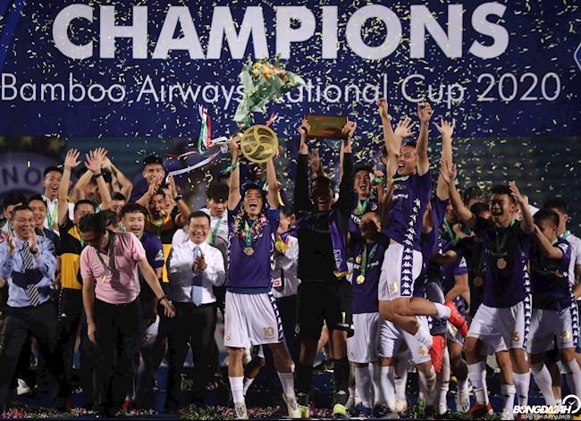 Vô địch Cup quốc gia, Hà Nội FC đẳng cấp ngôi vương