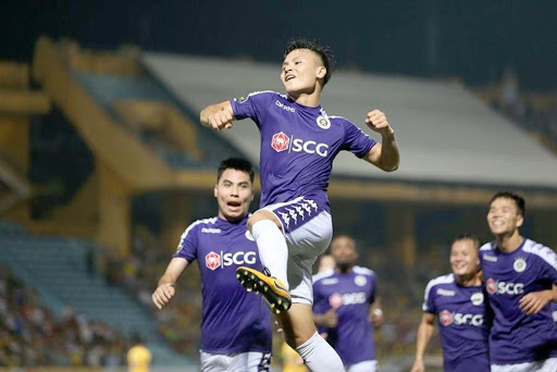 Quang Hải đã toả sáng trong trận chung kết Cúp quốc gia 2020