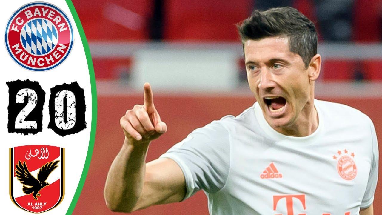 Bayern Munich đánh bại Al Ahly để ấn định ngày đấu chung kết với Tigres