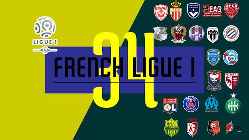 Lịch thi đấu Ligue 1 vòng 34 2020/21
